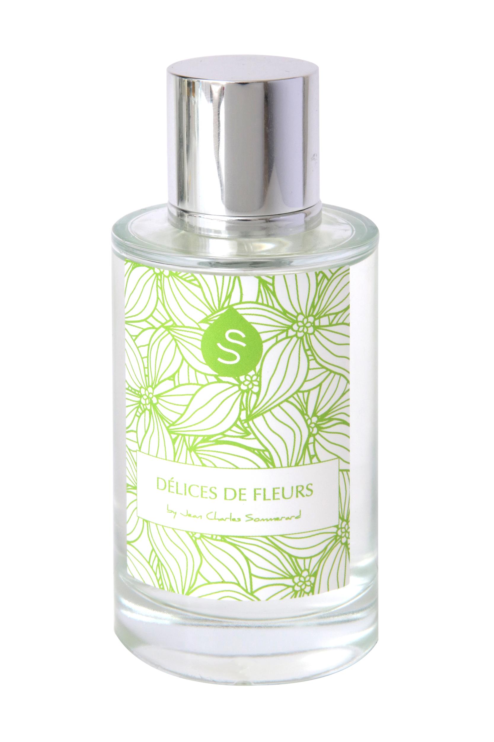 Sevessence - Parfum d'intérieur - Délices de fleurs