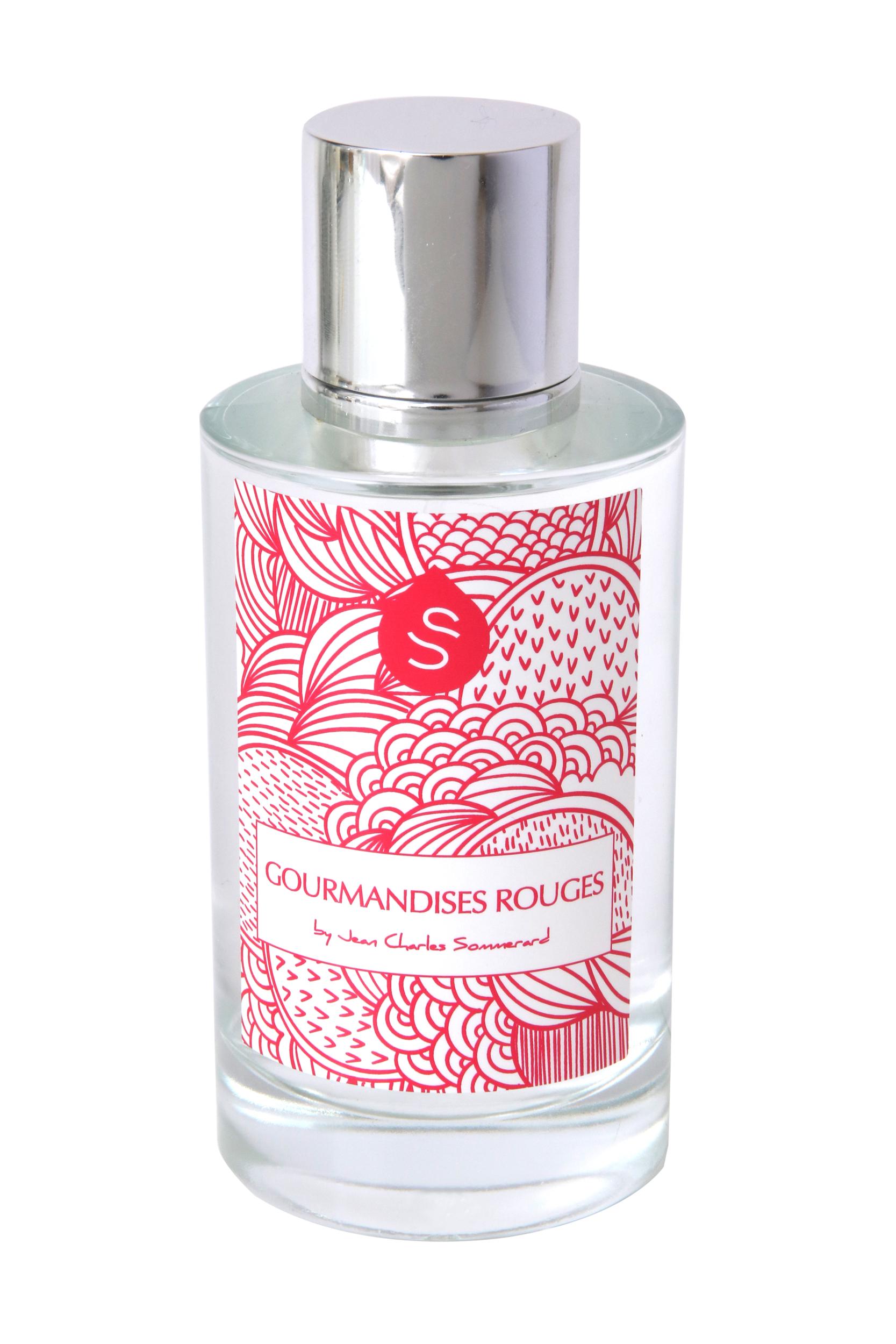 Sevessence - Parfum d'intérieur - Gourmandises rouges