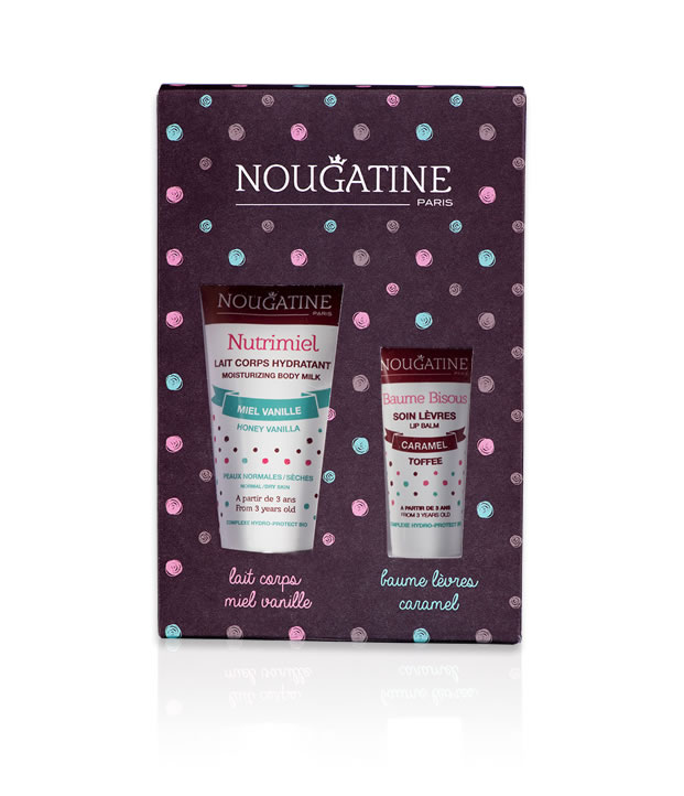 Nougatine - pack duo -gourmandise