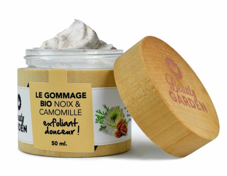 Beauty Garden - Gommage Noix Camomille