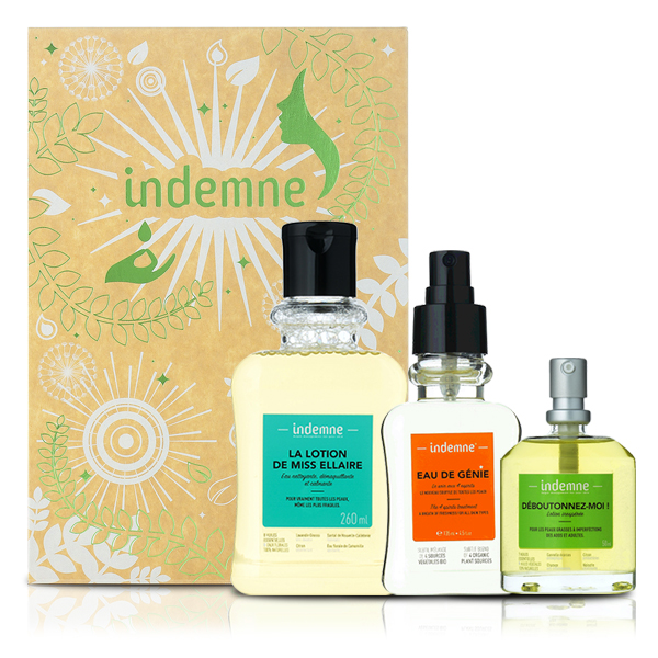 Indemne - Cure anti imperfections