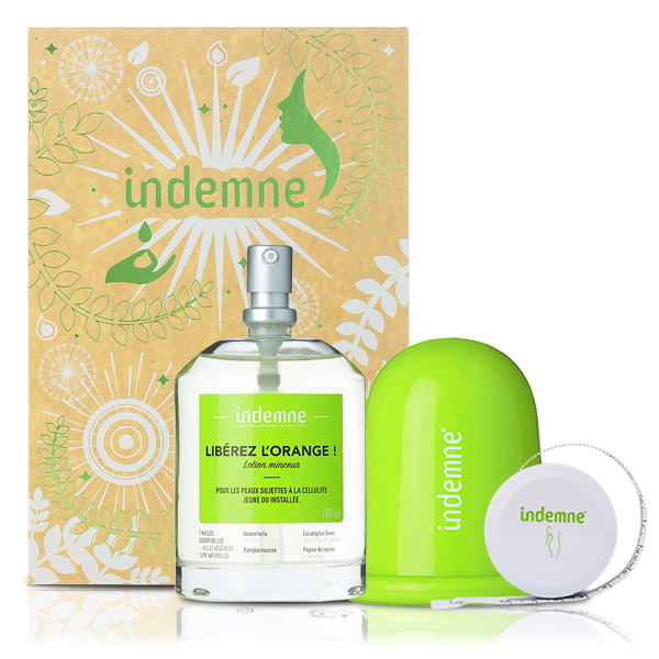 Indemne - cure anti cellulite