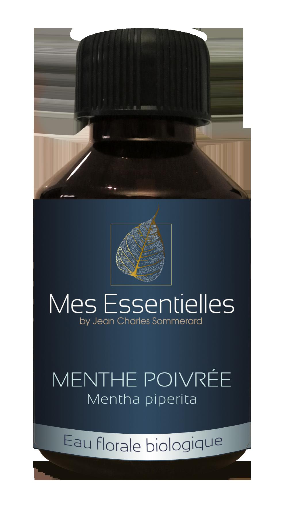 Sevessence - Eau florale biologique Menthe-poivrée