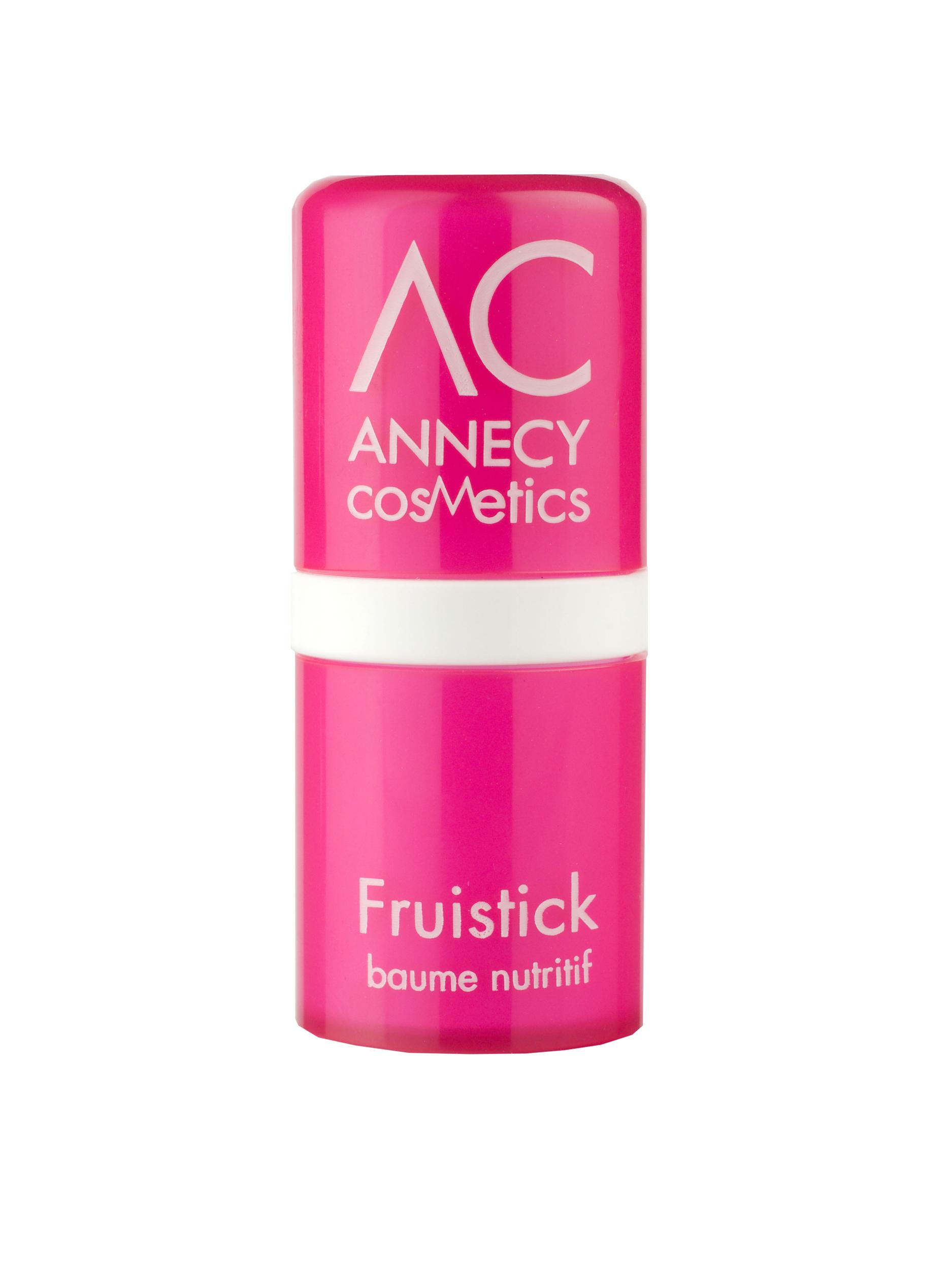 Annecy cosmetics -Fruitstick - baume à lèvres rosé