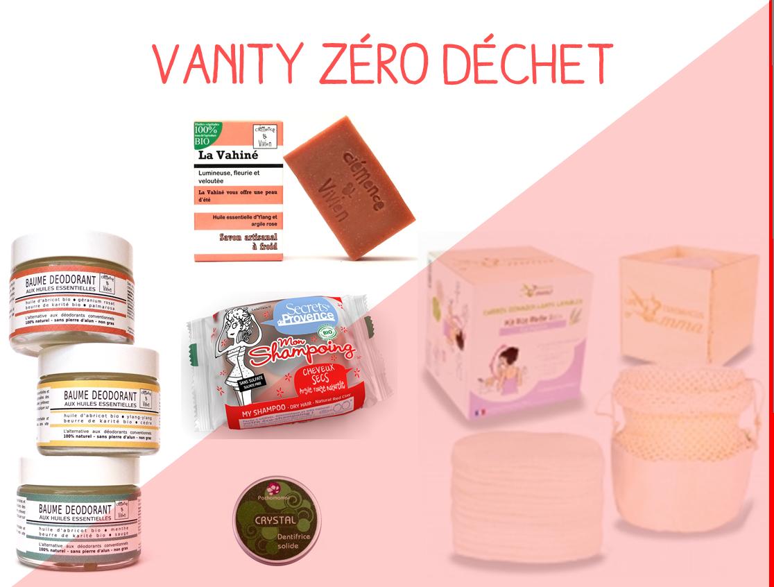Vanity Doux Good - Zéro déchet