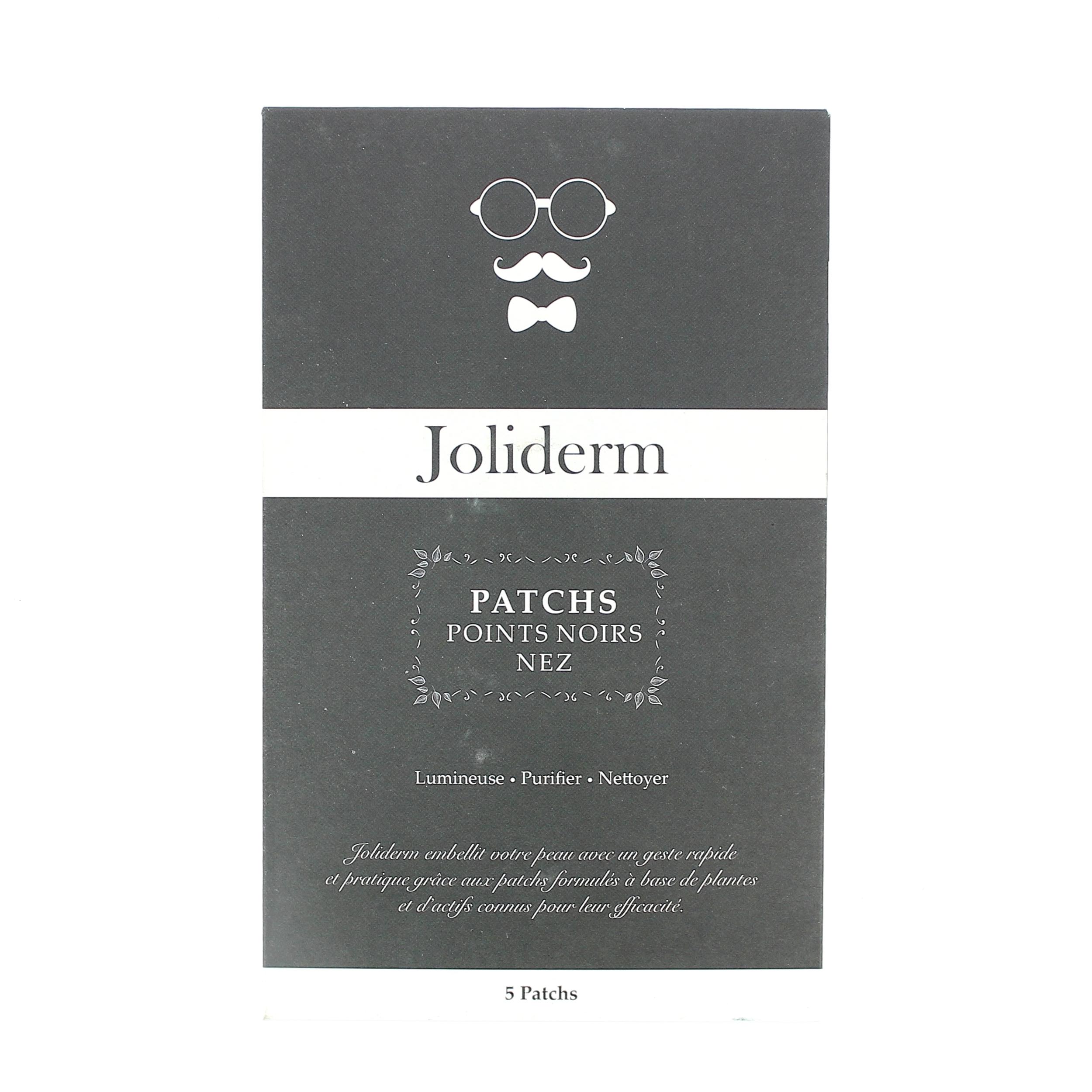 Doux Good - Joliderm- patch points noirs nez Homme