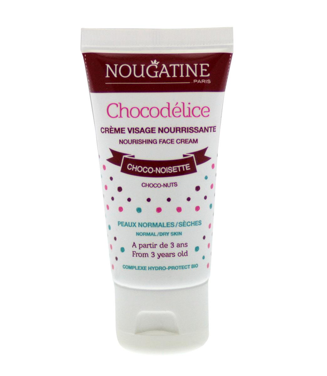 Nougatine - Chocodélice - crème visage enfant nourrissante
