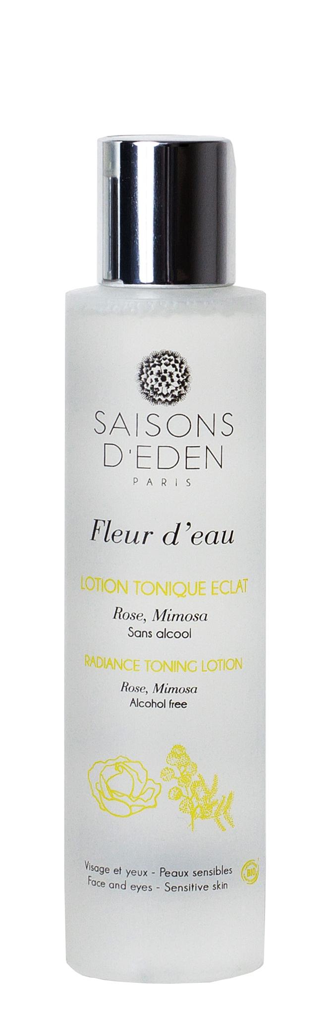 Saisons d'Eden - Fleur d'eau - Lotion Tonique