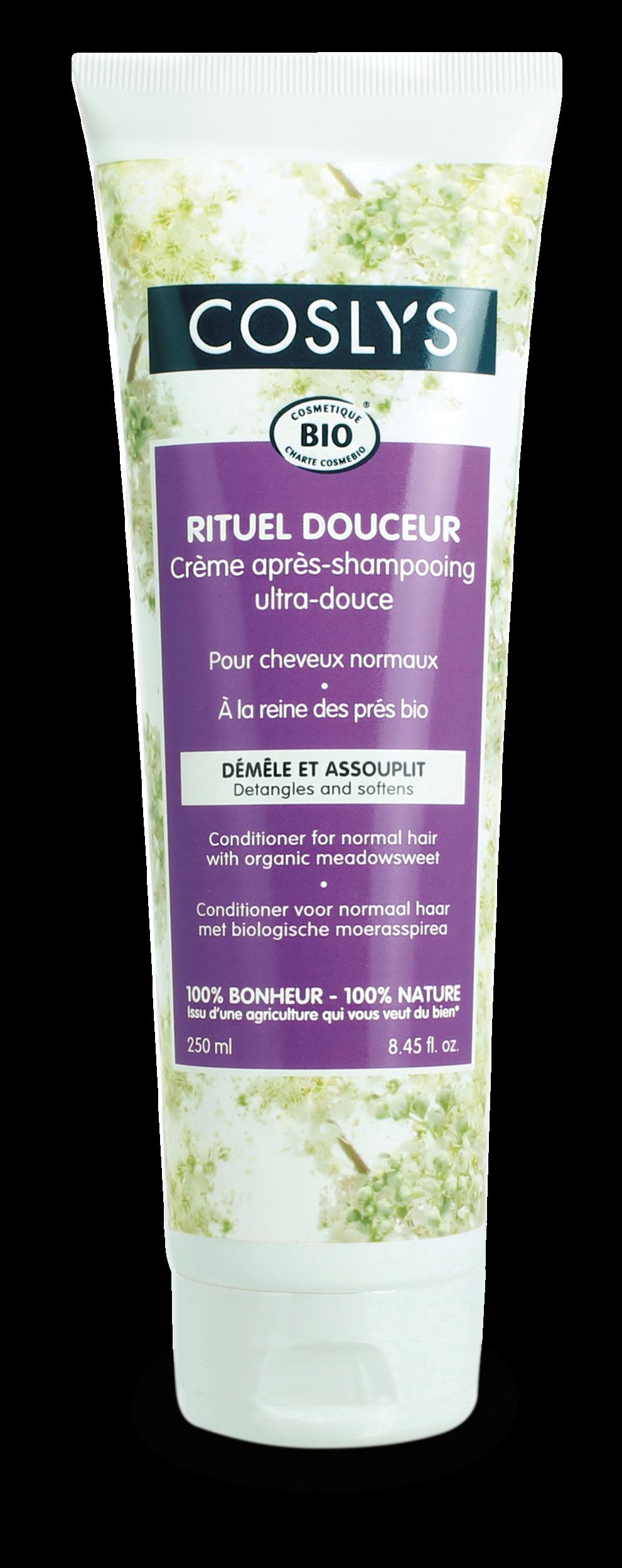 Coslys- Crème Apres shamp cheveux normaux 250ml