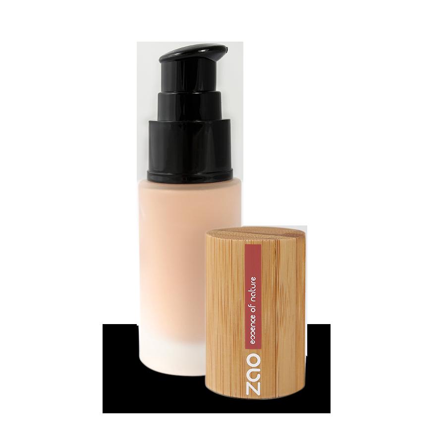 Zao Makeup-Soie de teint 701 ivoire