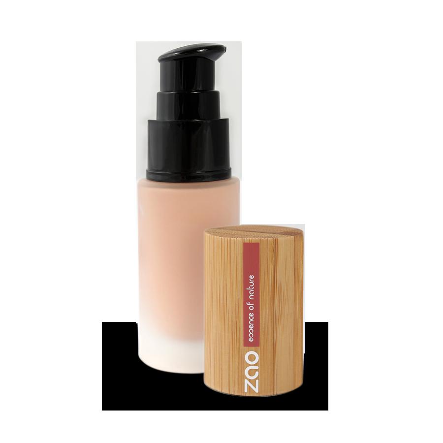 Zao Makeup-SOIE DE TEINT FLACON714