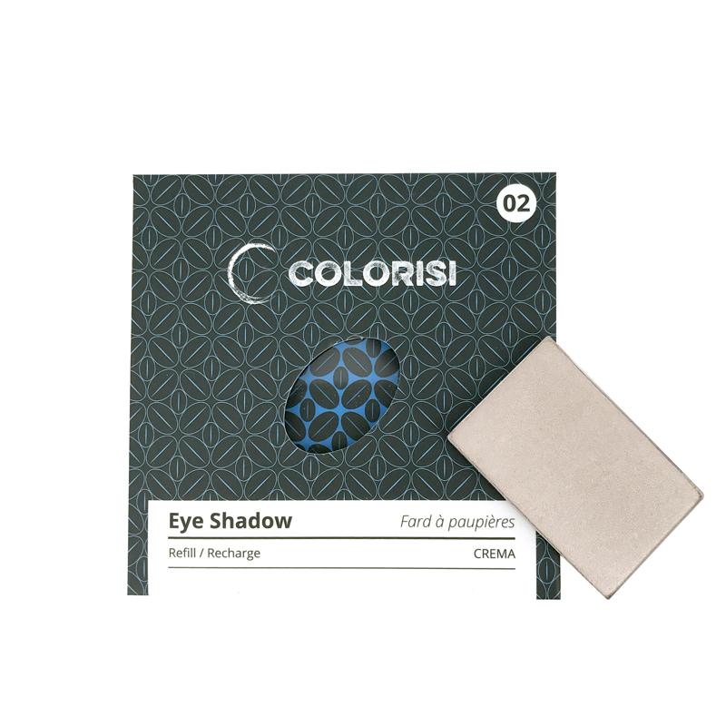Colorisi- Recharge Fard à paupières Crema 02