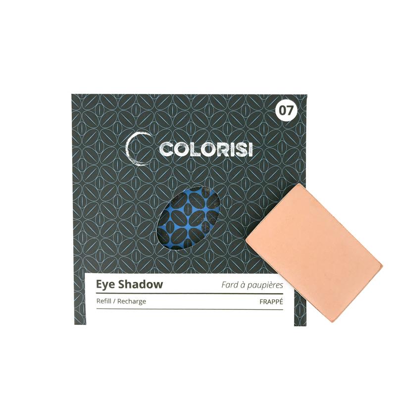 Colorisi- Recharge Fard à paupières Frappé 07