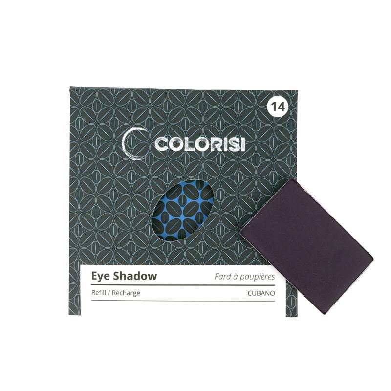 Colorisi- Recharge Fard à paupières Cubano 14