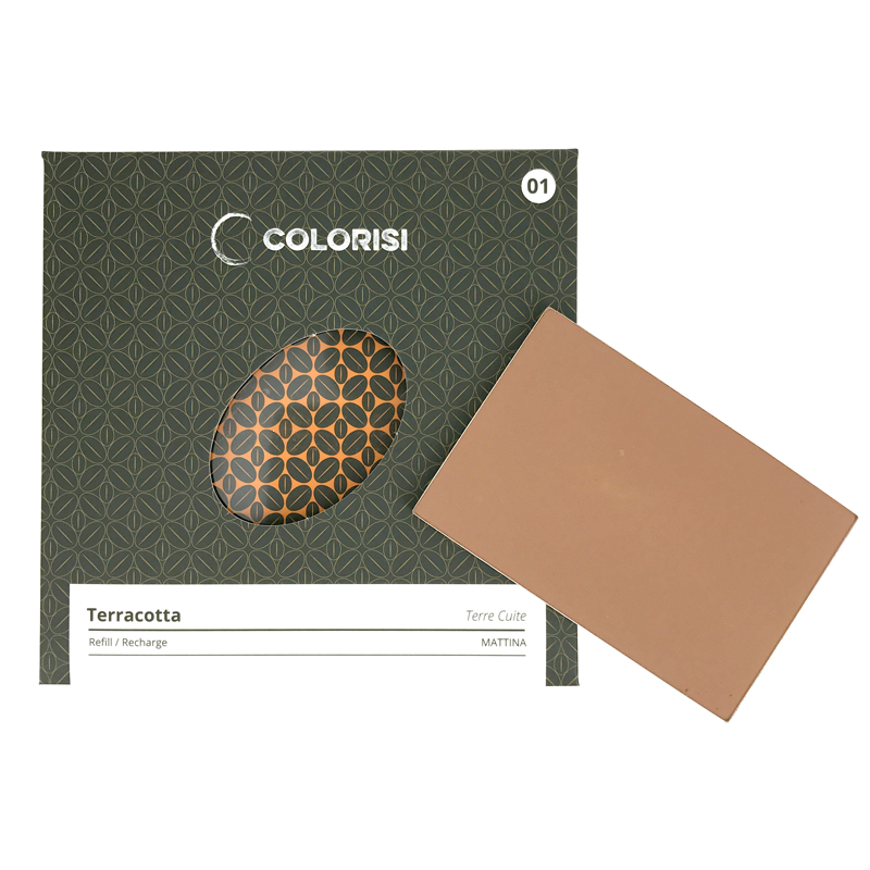 Colorisi - Recharge Terracotta Mattina