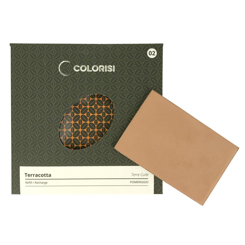 Colorisi - Recharge Terracotta terre cuite Pomeriggio