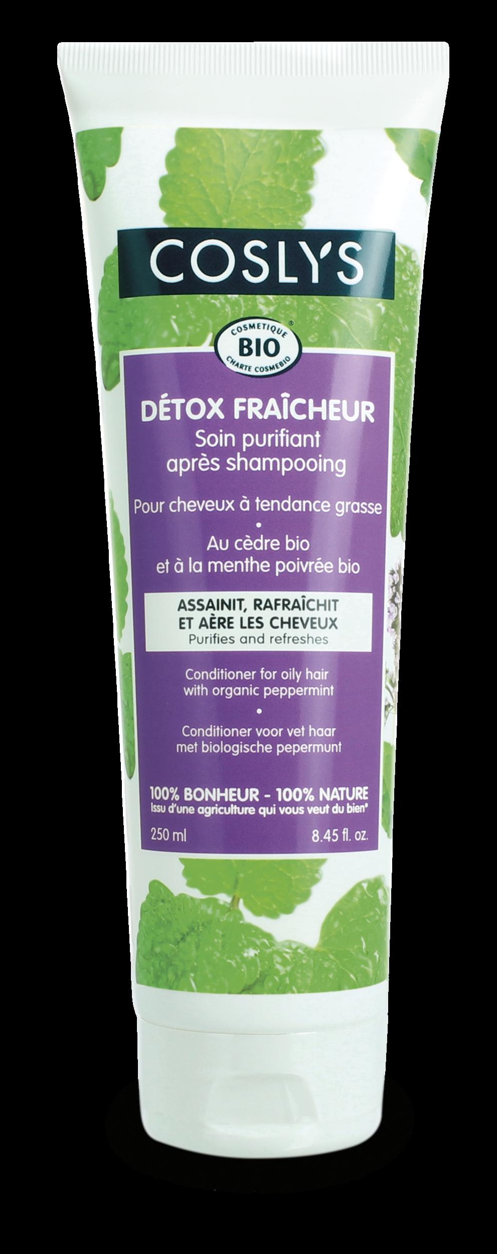 Coslys-detox-fraicheur-Apres-shampoing-cheveux-gras