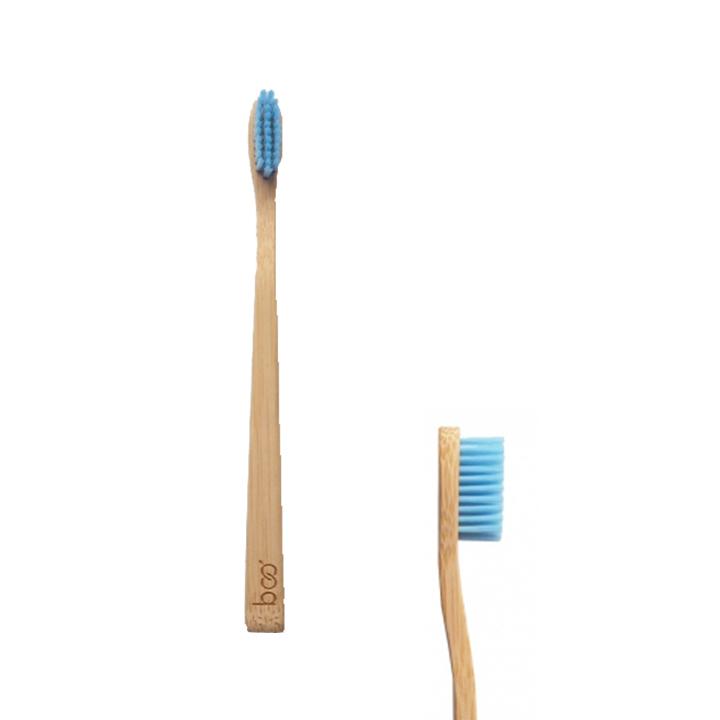 Boo - brosse à dents enfant bleue