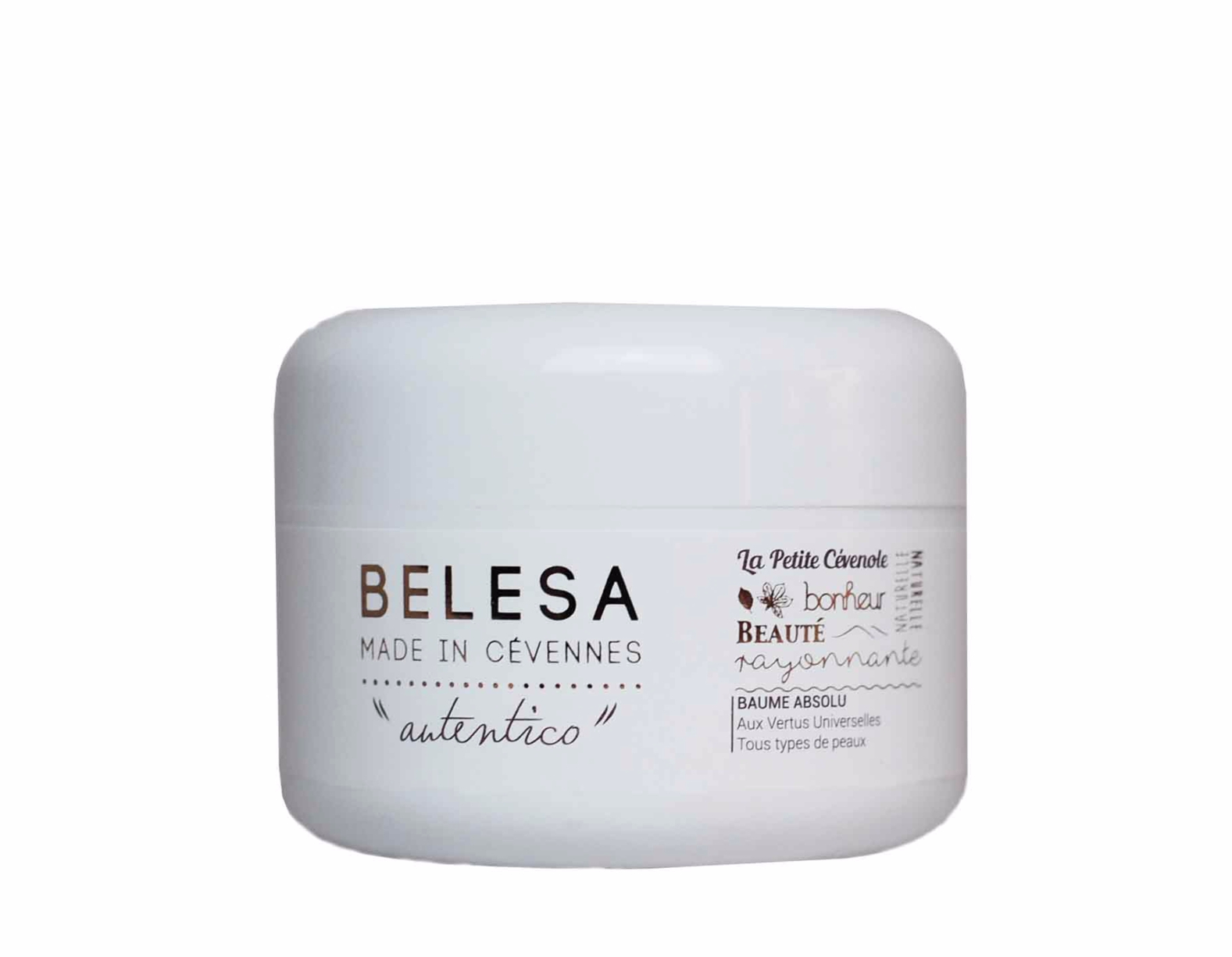 BELESA - Baume Authentico
