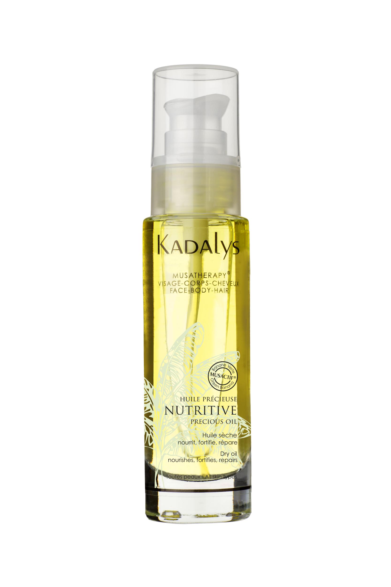 Kadalys- huile Nutritive