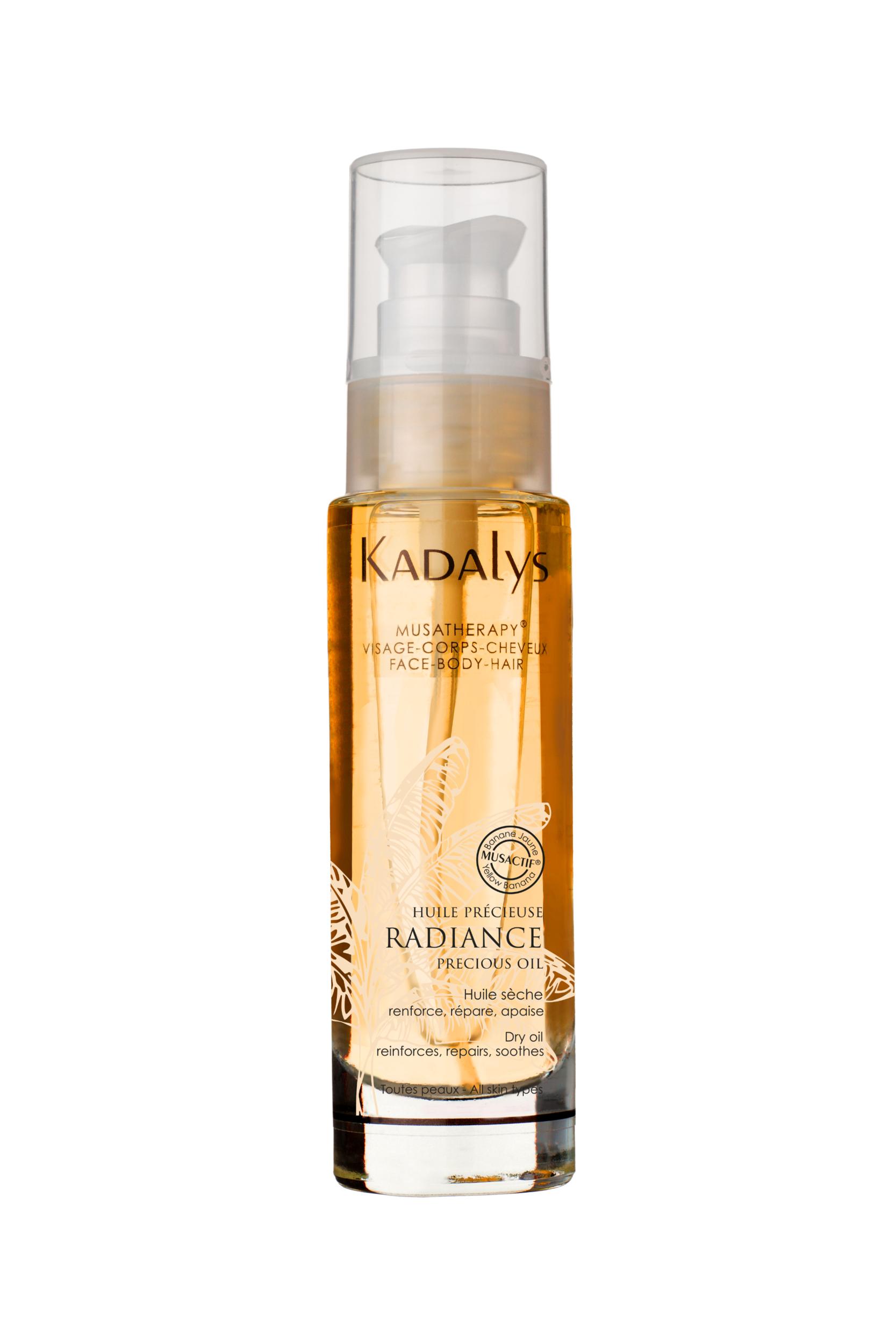 Kadalys-huile Radiance