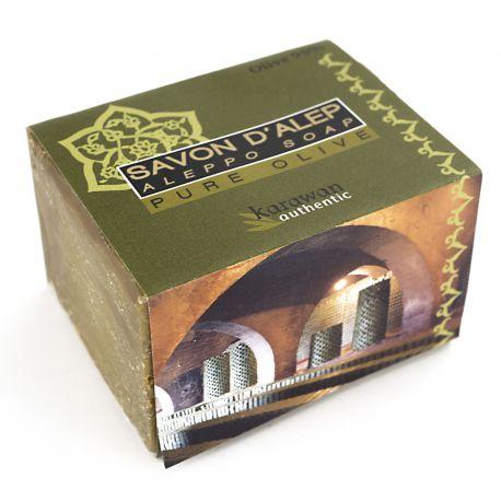 karawan-Savon Alep pure olive