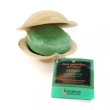 savon-ayurvedique-vetiver-100g