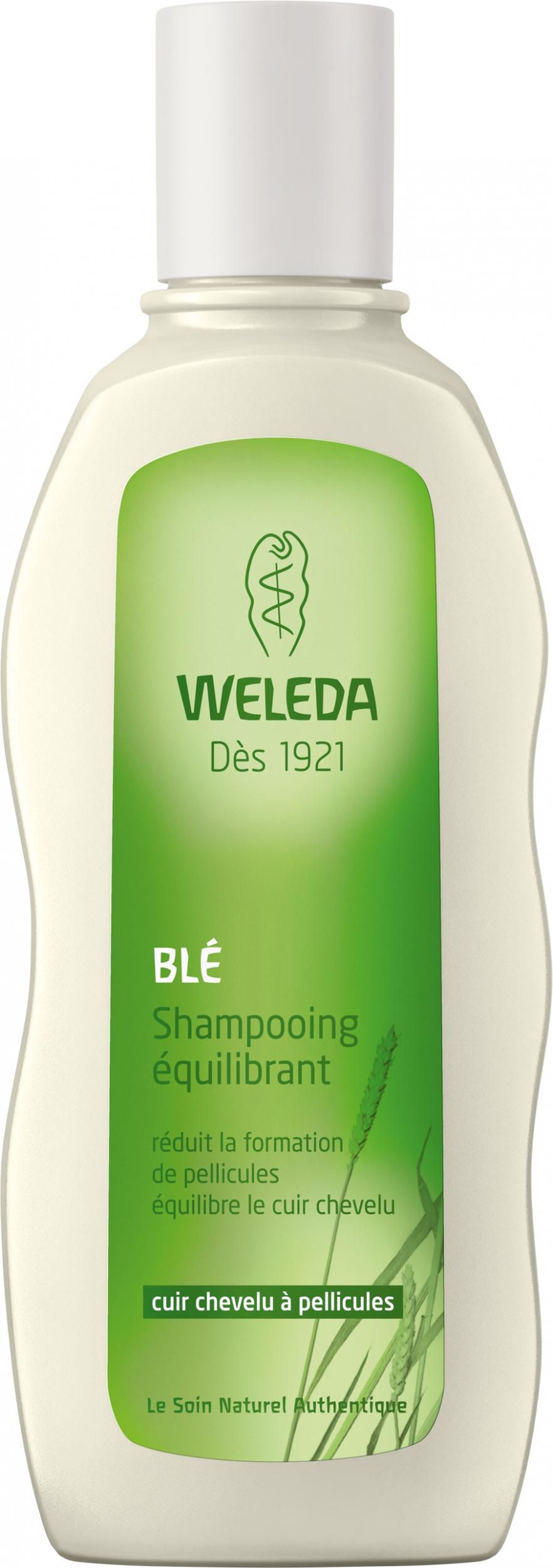 Doux Good - Weleda - Shampoing au ble equilibrant