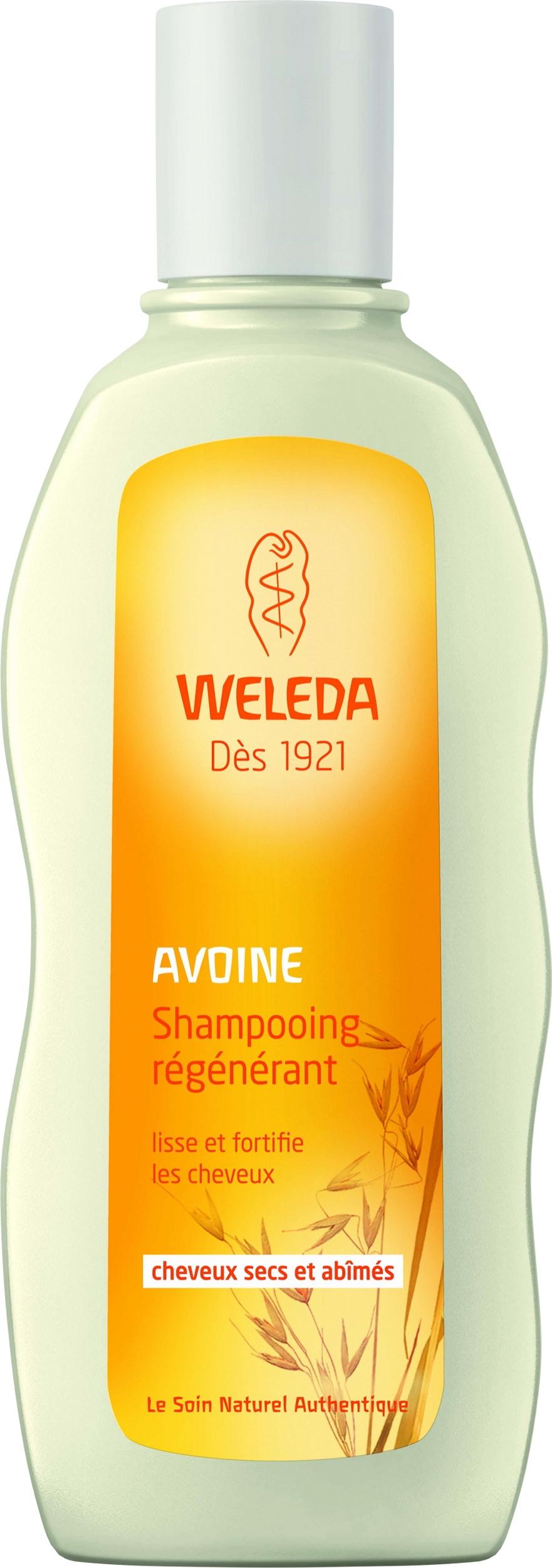 Doux Good - Weleda - Shampoing a l avoine regenerant