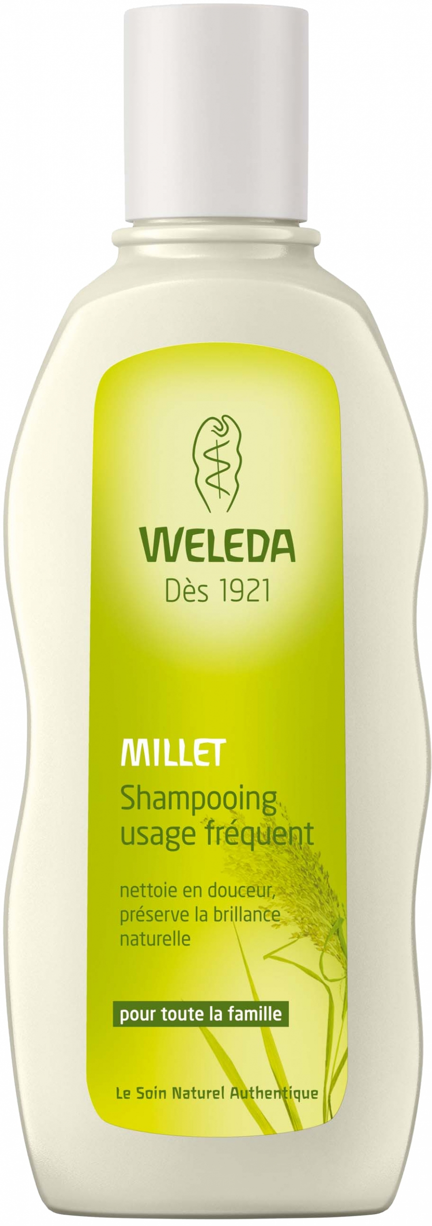 Doux Good - Weleda - Shampoing au millet pour usage frequent