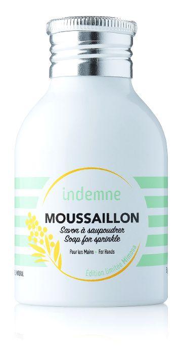 Indemne-Mousaillon-savon-poudre-Mimosa