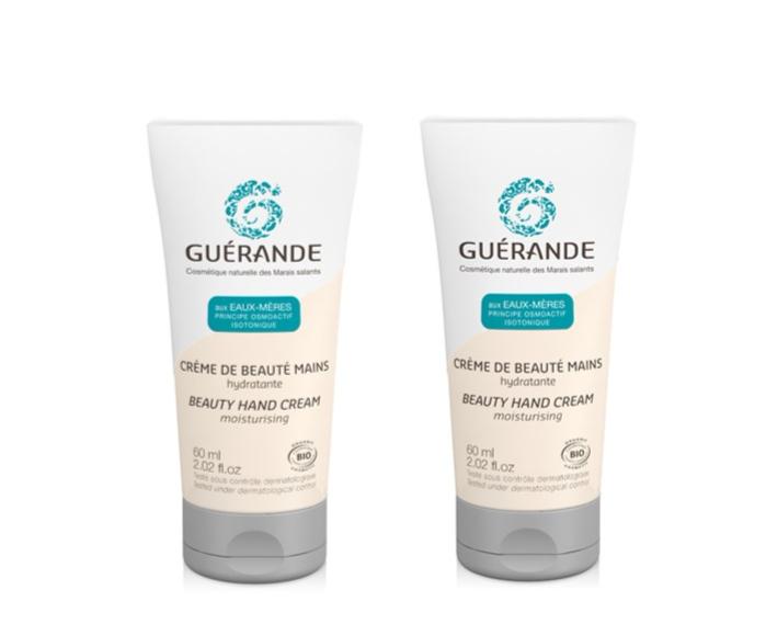 Duo de crèmes mains Guérande