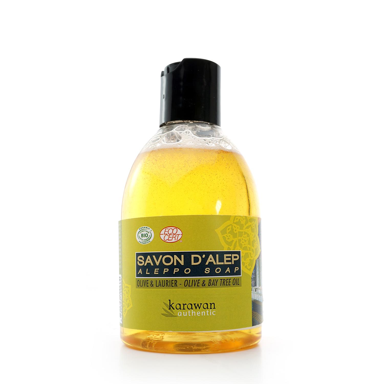 karawan-savon-alep-liquide-bio-300ml