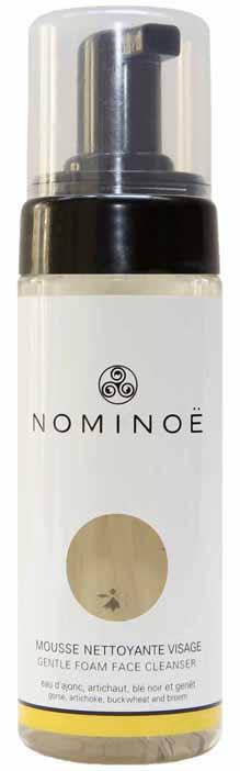 Doux Good - Nominoe - Mousse nettoyante demaquillante visage