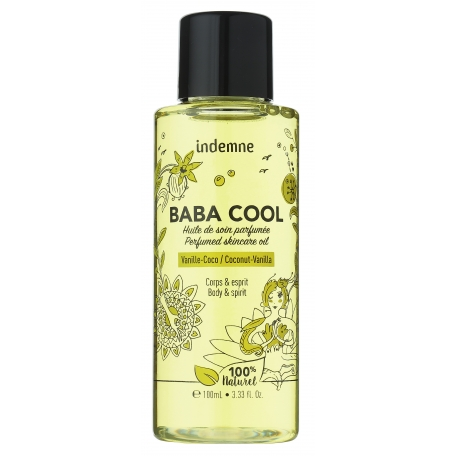 Indemne-huile-baba-cool-vanille-coco-100ml