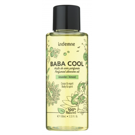 Indemne-huile-baba-cool-amandier-100ml