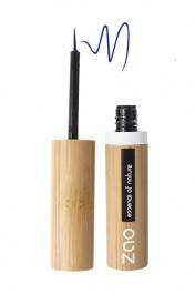 eyeliner-pinceau-rechargeable-bio-vegan-zao6072-bleu électrique