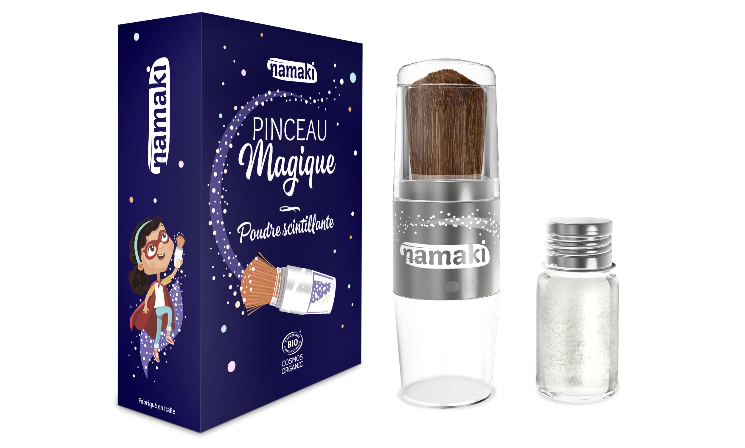 Namaki_Pinceau Magique_Boite pinceau et recharge