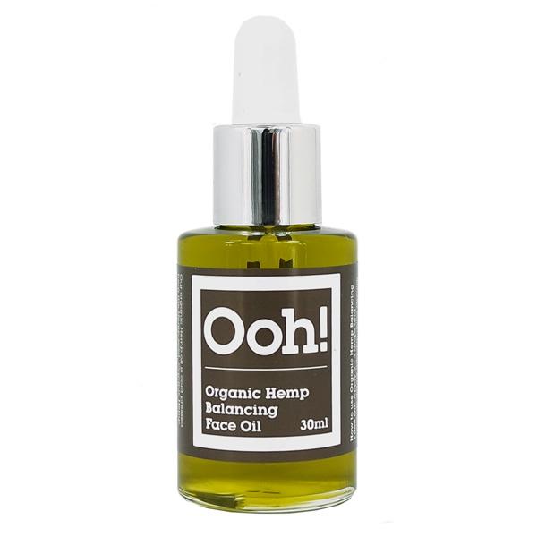 ooh-huile visage bio de chanvre - Hemp Balancing