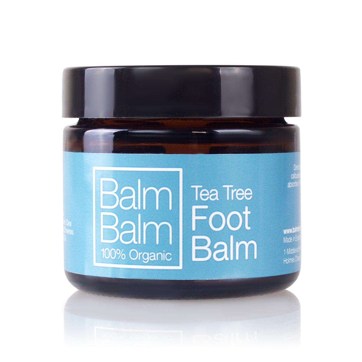 balm Balm-tea tree-foot balm - baume pieds