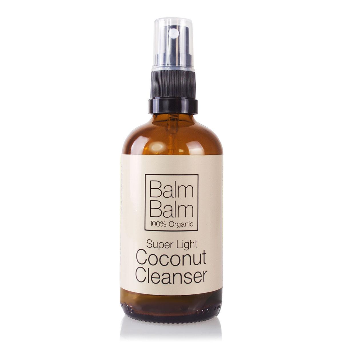 balm balm- huile démaquillante de coco bio