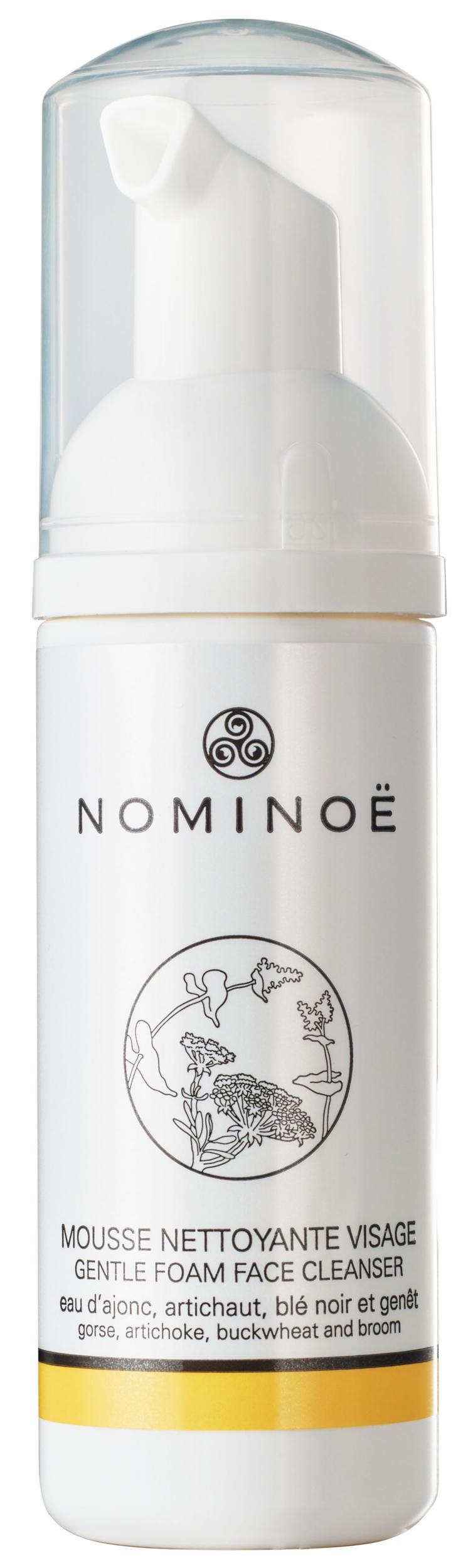 Nominoë - Mousse Nettoyante Voyage 50 ml