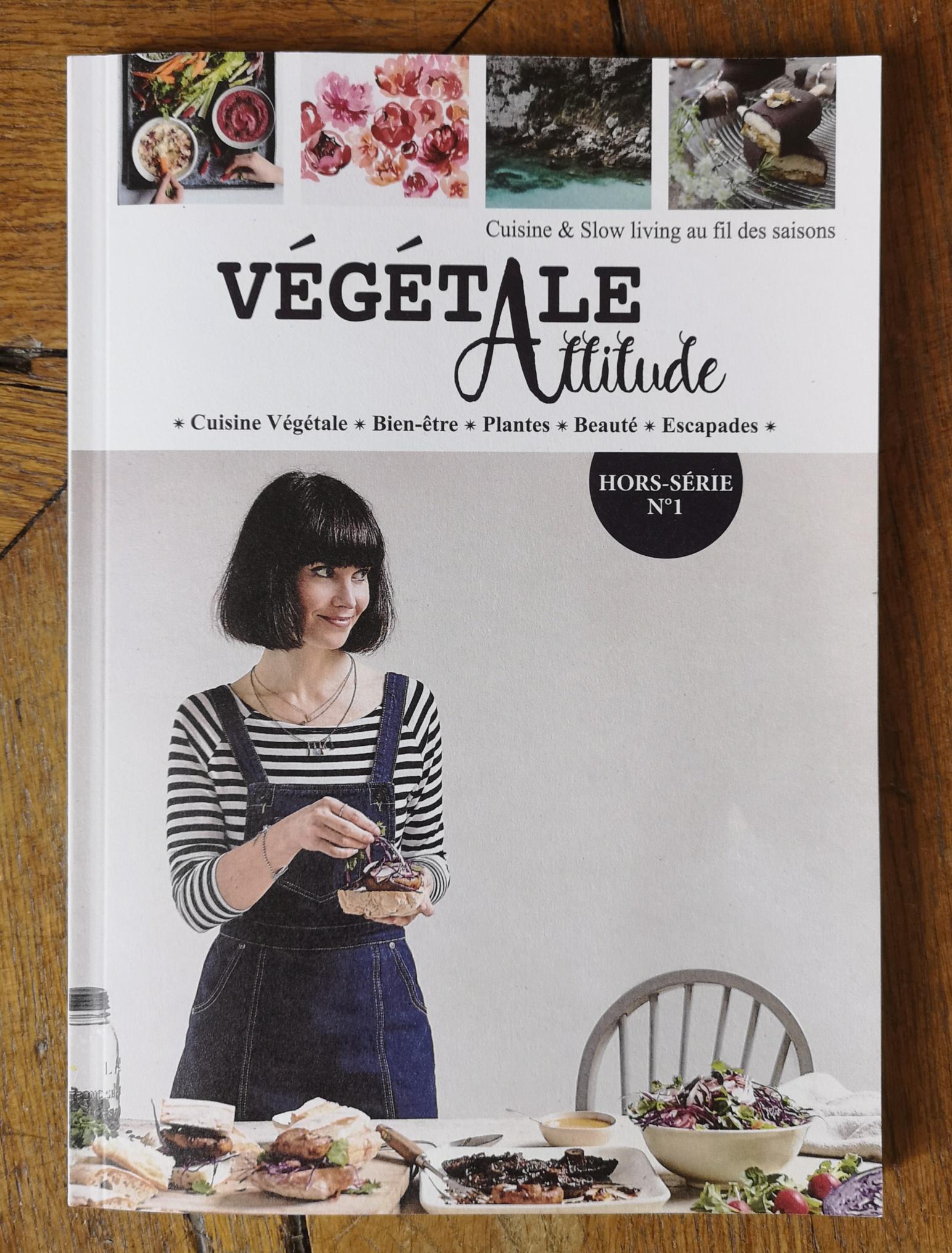 Numéro 1 - HS - Végétale Attitude