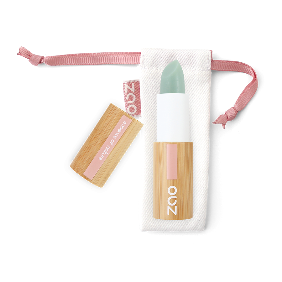 Zao- Gommage à lèvres bio - stick 482