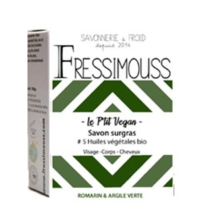 Fressimouss- Le Ptit Vegan - Romarin et argile verte