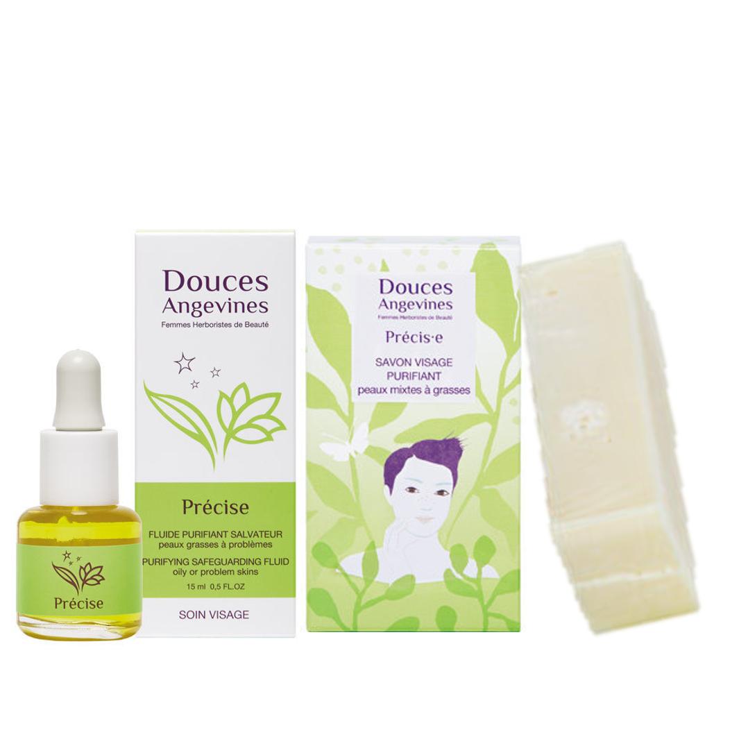 Offre Précise - Duo savon et soin visage