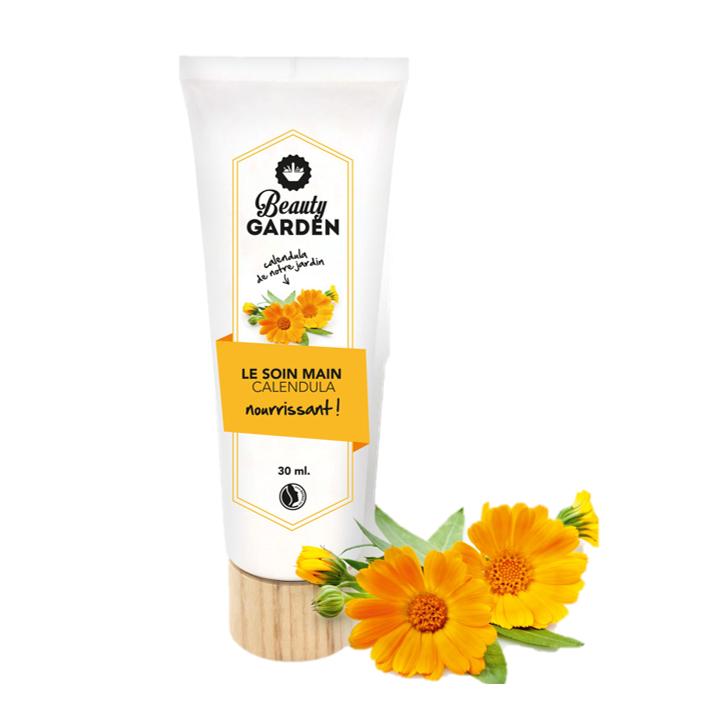 Beauty Garden- crème mains en tu be au calendula