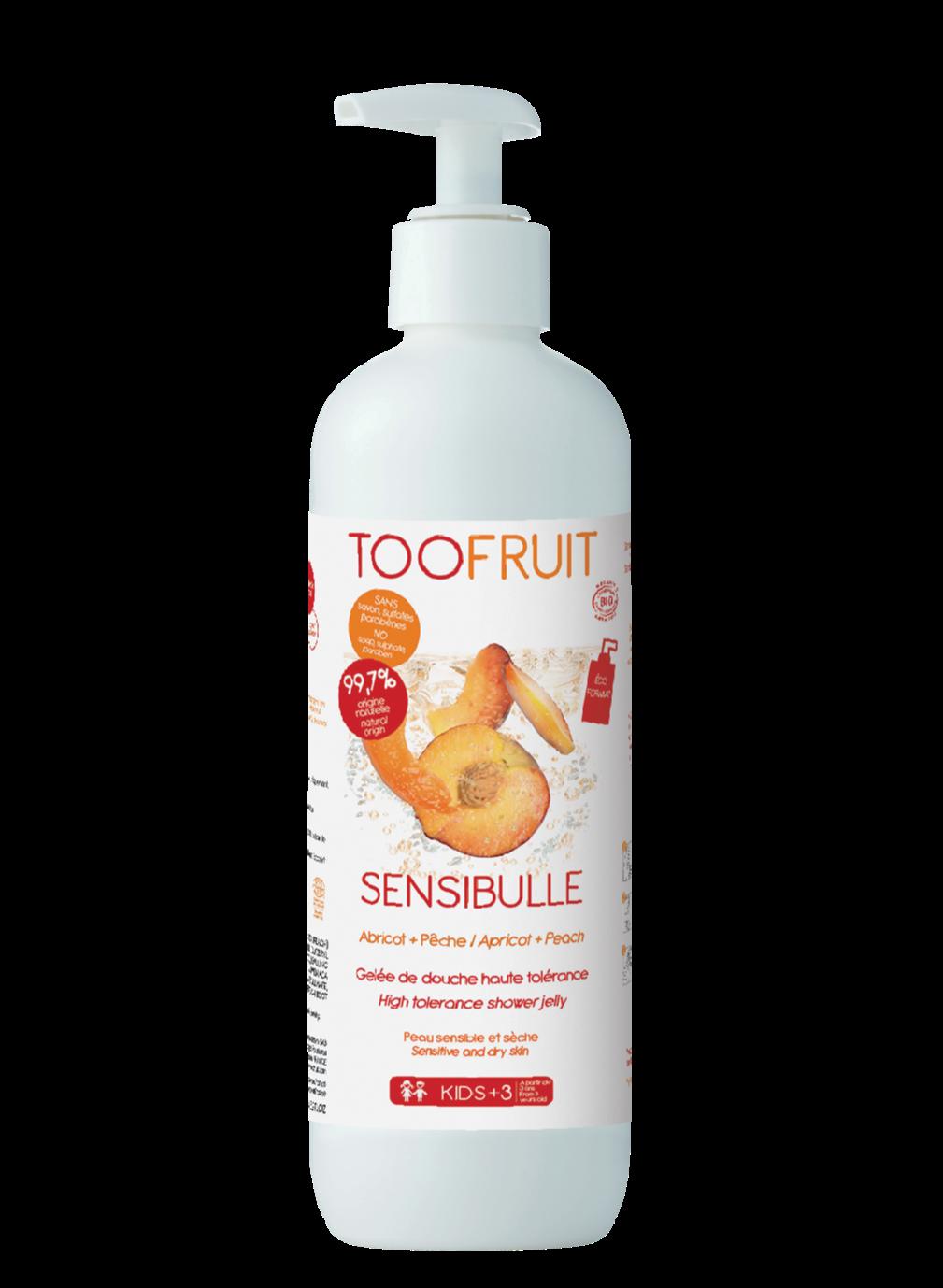 SENSIBULLE-gel-douche-abricot-peche-400ml