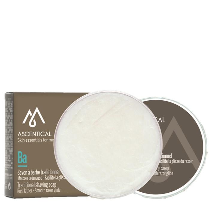 Ascentical - Savon à barbe traditionnel