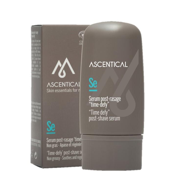 Ascentical-Sérum post-rasage non gras